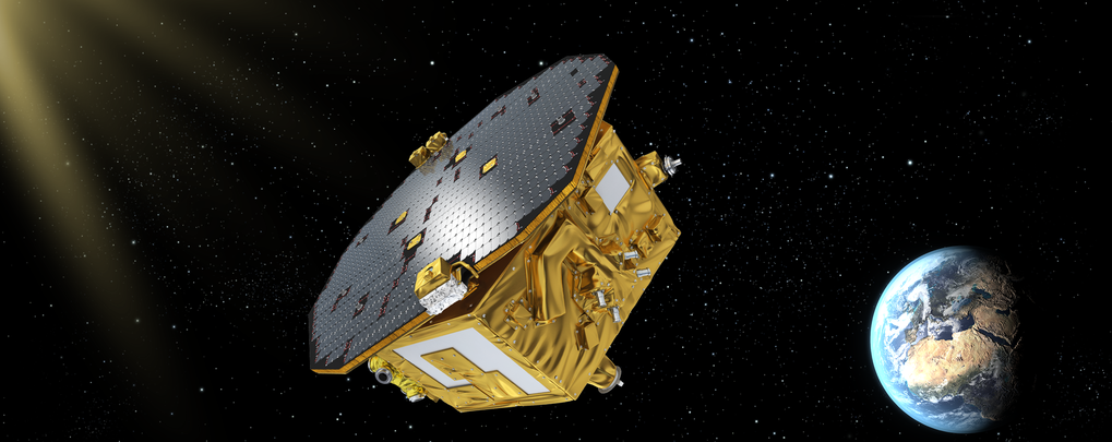 LISA Pathfinder Vodcasts