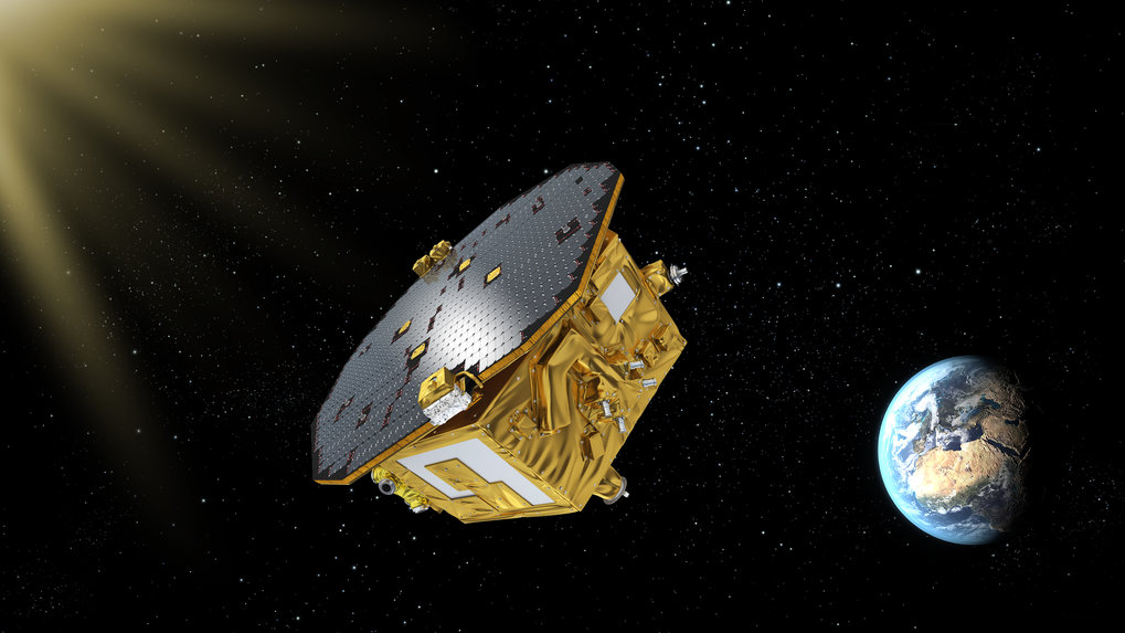 LISA Pathfinder was a test mission of the European Space Agency ESA for the LISA mission. LISA Pathfinder demonstrated central LISA technologies with which the first gravitational wave observatory in space will observe low-frequency gravitational waves.