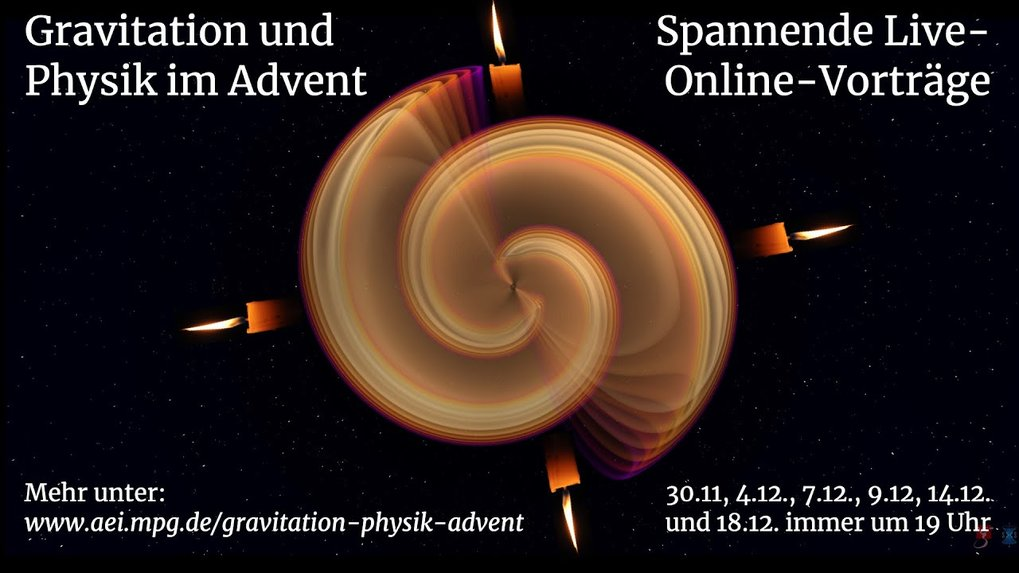 "This video shows briefly the few steps necessary to participate in the online lecture series ""Gravitation and Physics in Advent"" offered by the Max Planck Institute for Gravitational Physics (Albert Einstein Institute) on BigBlueButton."